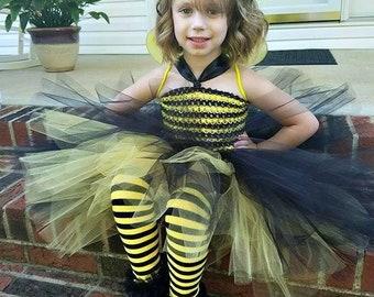 Bizzy As A Bee tutu dress