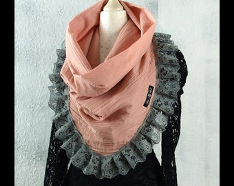 SCARVES COLLAR HOODS