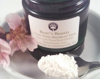 Zinc Blackhead Powder Mask
