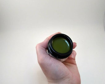 Tamanu + Manuka + Hemp Cleansing Balm 50mL, Medium Weight Oil Blend for Acne-Prone Skin with Aging Concerns, Hemp Oil Cleansing Balm