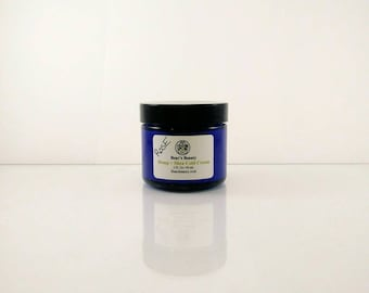 Naked | HEMP COLD CREAM | Moisturizer | Cleansing Cold Cream | Oil Cleanser | Hemp Cleansing Balm | Hemp Face Cream | Violet Glass | No 000