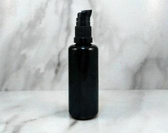 Aquamarine Calming Hemp + Tansy Facial Oil 60ml, Acne Safe Redness Facial Oil, Anti-Inflammatory Face Oil, Redness Calming Oils + Squalane