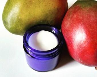 Vanilla + Mango + Hemp Mineral Sun Balm 60ml, 23% Zinc, Instant Protection, Skin Benefits, Waterless Balm, Rosacea Lotion, Environment