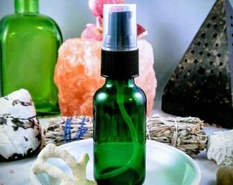 Itch + Scale Serum, AHA & Organic BHA Hemp Oil Serum 50mL, Skin + Scalp Serum, Organic Hemp Scalp Serum