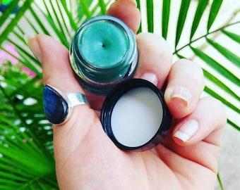 BLUE MOON   Resurfacing Sleeping Beauty Balm   All Skin Types   Anti-Aging   Reduce Redness + Scars   Won't Clog Pores