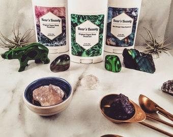 Original Vegan Hemp Natural Deodorant 2.5oz, Cannabis Deodorant, Teen Deodorant, Men's Deodorant, Man's Natural Deodorant