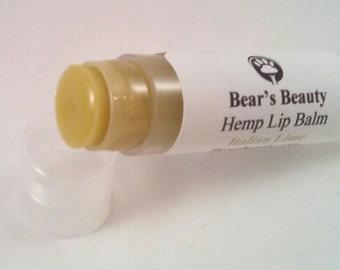 MINT | Vegan Hemp Lip Balm | Mint Lip Balm |  3 Pack | Vegan Lip Balm | Dry Lips | Lip Balm | Chapped Lips | Chapstick | Vegan Lip Products