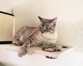 Dining Room Cat Shelf