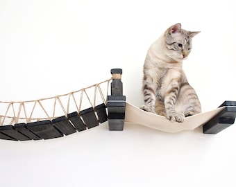 Unconventional Cat Furniture Von Catastrophicreations Auf Etsy