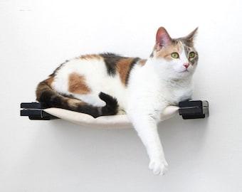 Cat Pillow- Cat Furniture Cat Cloud Cat Wall Hammock Cat Shelf Cat Tower Cat Bridge Cat Bed Cat Rest Shelf Cat Tree| Catastrophic Creations