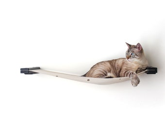 Cat Lounge 34in - Cat Bed Cat Furniture Cat Shelves Cat Shelf Cat Hammock  Cat Tower Cat Wall Bed Cat Tree Cat Play | Catastrophic Creations