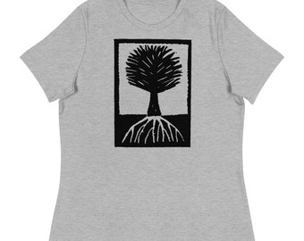 Women's Tree Shirt Women's Relaxed T-Shirt