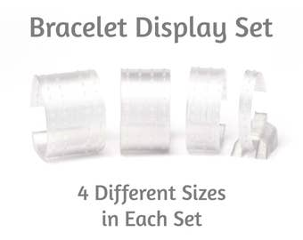Bracelet Display Set For Photography, Showroom, Store Front, or Trade Shows