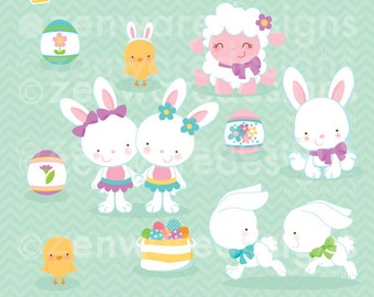Easter Bunny Clipart