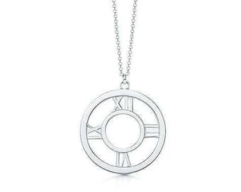 Arber 925 Sterling Silver Plated Necklace - Sterling Silver Necklace Womens