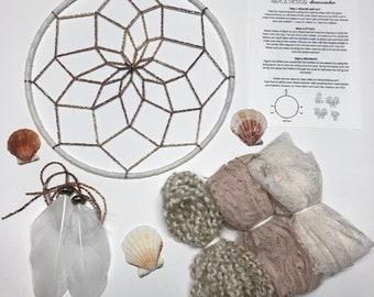 Seashell DIY Dream Catcher Kit