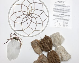 Grounded DIY Dream Catcher Kit