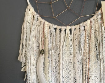Moonstone Dreamcatcher