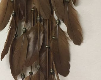 Light Brown Goose Feathers