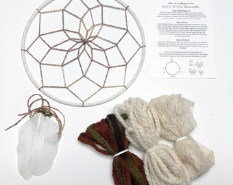 Seasons Change DIY Dream Catcher Kit