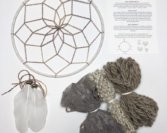 Sacred Earth DIY Dream Catcher Kit