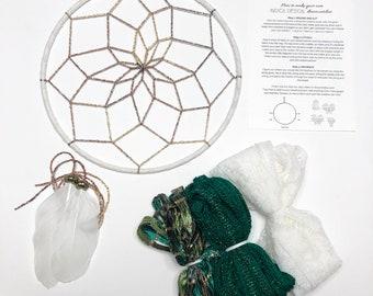 Emerald Gypsy DIY Dream Catcher Kit