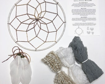 Awakening DIY Dream Catcher Kit