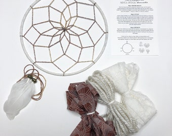 Blush DIY Dream Catcher Kit