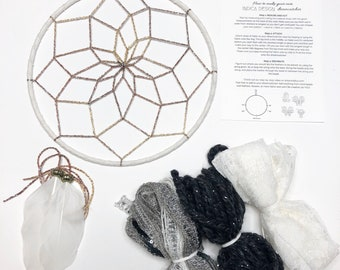 Silver Lining DIY Dream Catcher Kit