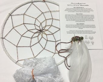 DIY Dreamcatcher Starter Kit