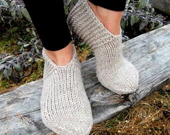 430dfaa345bf6f Wool slippers   socks