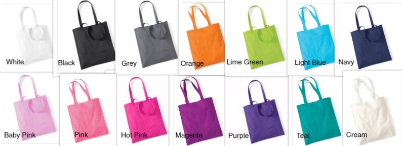 can be fully personalised Trust me I/'m a dentist Tote Bag