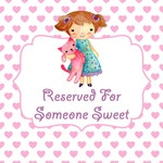 RESERVED LISTING for Edith Ornelas