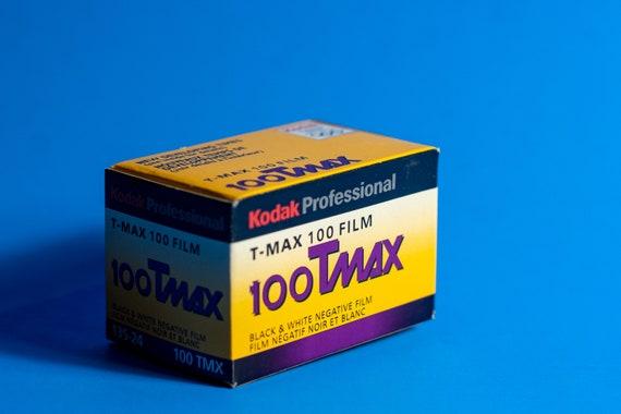 One Roll Expired bw 2005-2007. Vintage Kodak TMAX 100 35mm Black /& White film