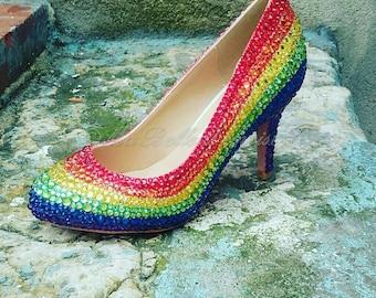 223a24424e6c2 Drag queen shoes