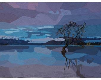 Lake Wanaka New Zealand....