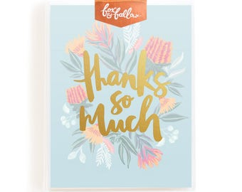 Thanks So Much Greeting Card Boxed Set