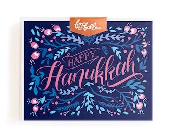 Happy Hanukkah Greeting Card Boxed Set