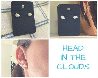Cloud Earrings