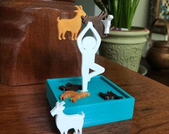 Goat Yoga Tree