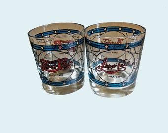 9d9a7f39b90 Pepsi Cola Commemorative Glasses
