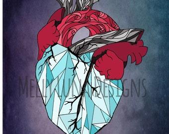 Heart Of Glass, Anatomy, Blondie