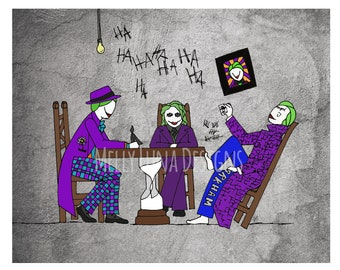 These Three Jokers