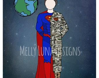 Superman Soldier