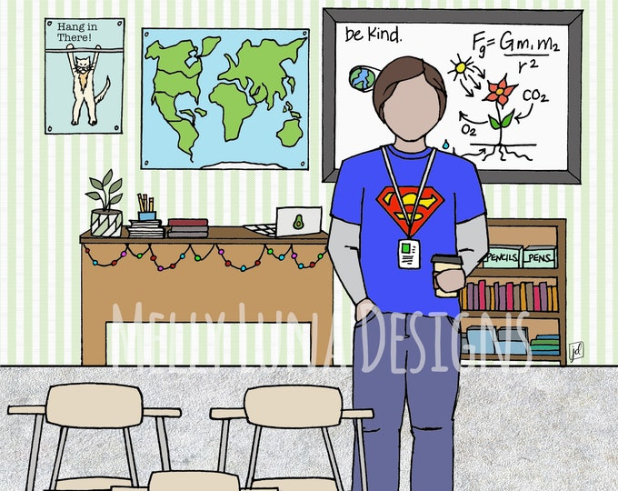 Super Teacher // Classroom Heroes
