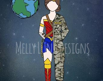 Wonder Soldier