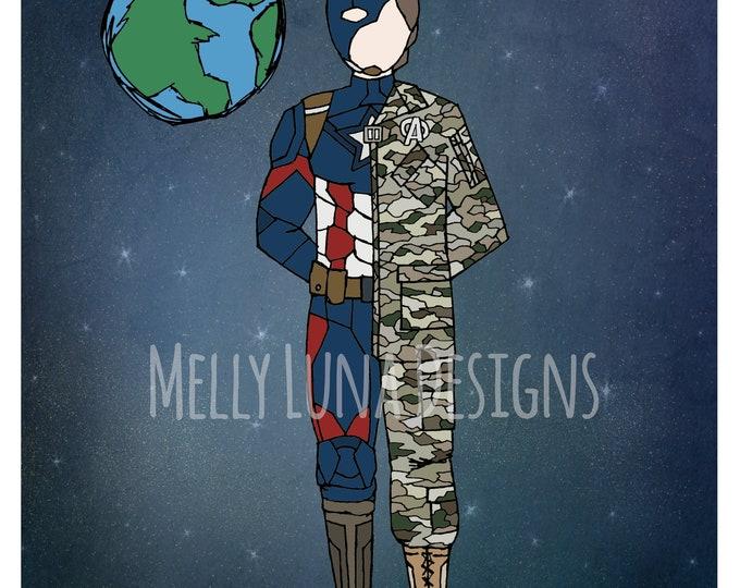 Cap Soldier