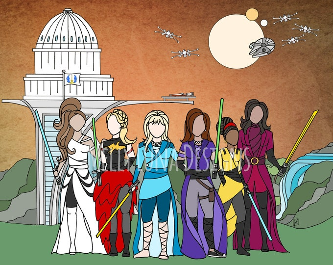 The Women of Inauguration Day 2021 // Capitol Jedis