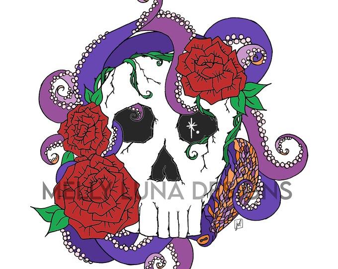 Octo-Skull