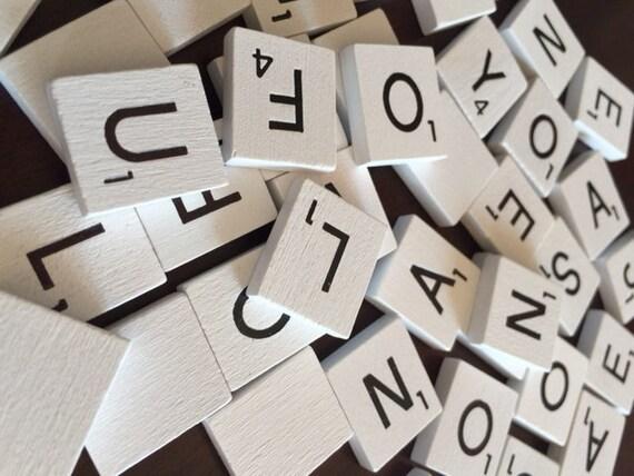 8 x Scrabble Tiles letter Y wooden tile Weddings Craft scrap booking